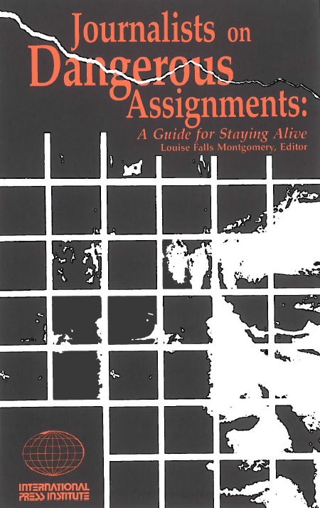 "As journalists increasingly became targets in violent conflict, IPI published its ""Journalists on Dangerous Assignments"" guide in 1986."