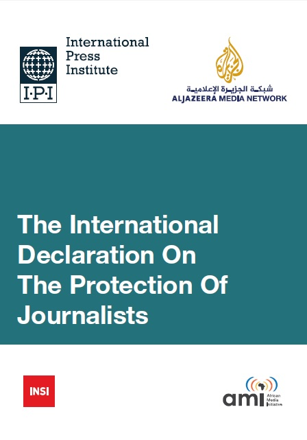 International Declaration on the Protection of Journalists