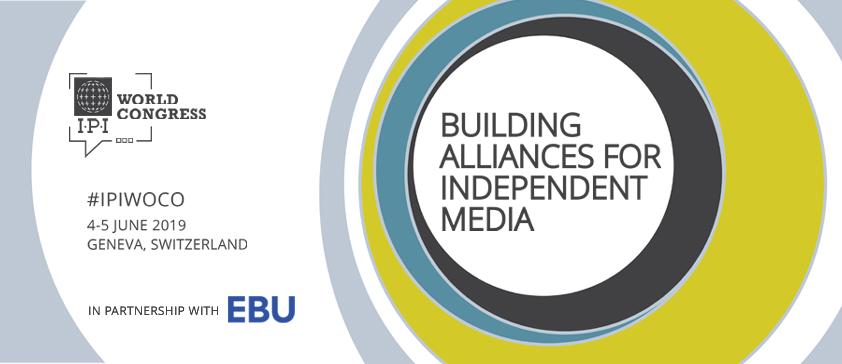 7c699cb392 IPI World Congress 2019 - International Press Institute