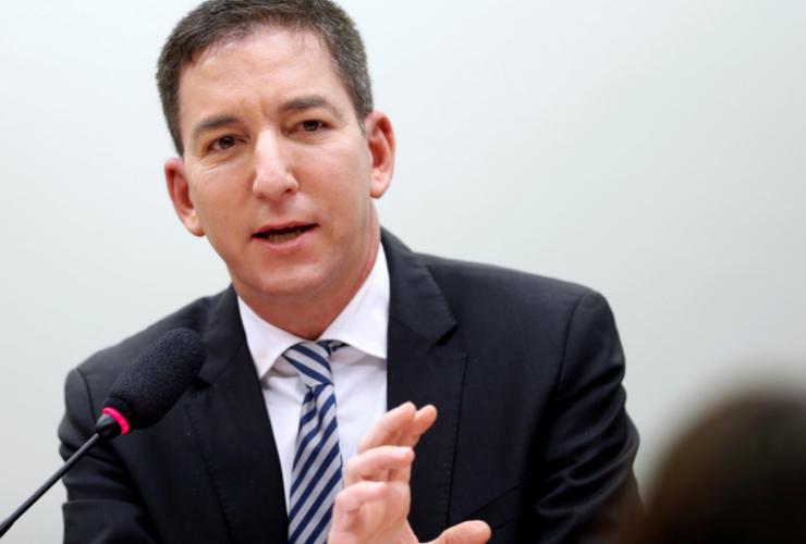 Brazil must ensure end to attacks on Glenn Greenwald