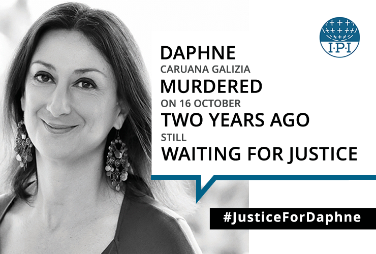 Two years later: Impunity for Daphne Caruana Galizia murder must end