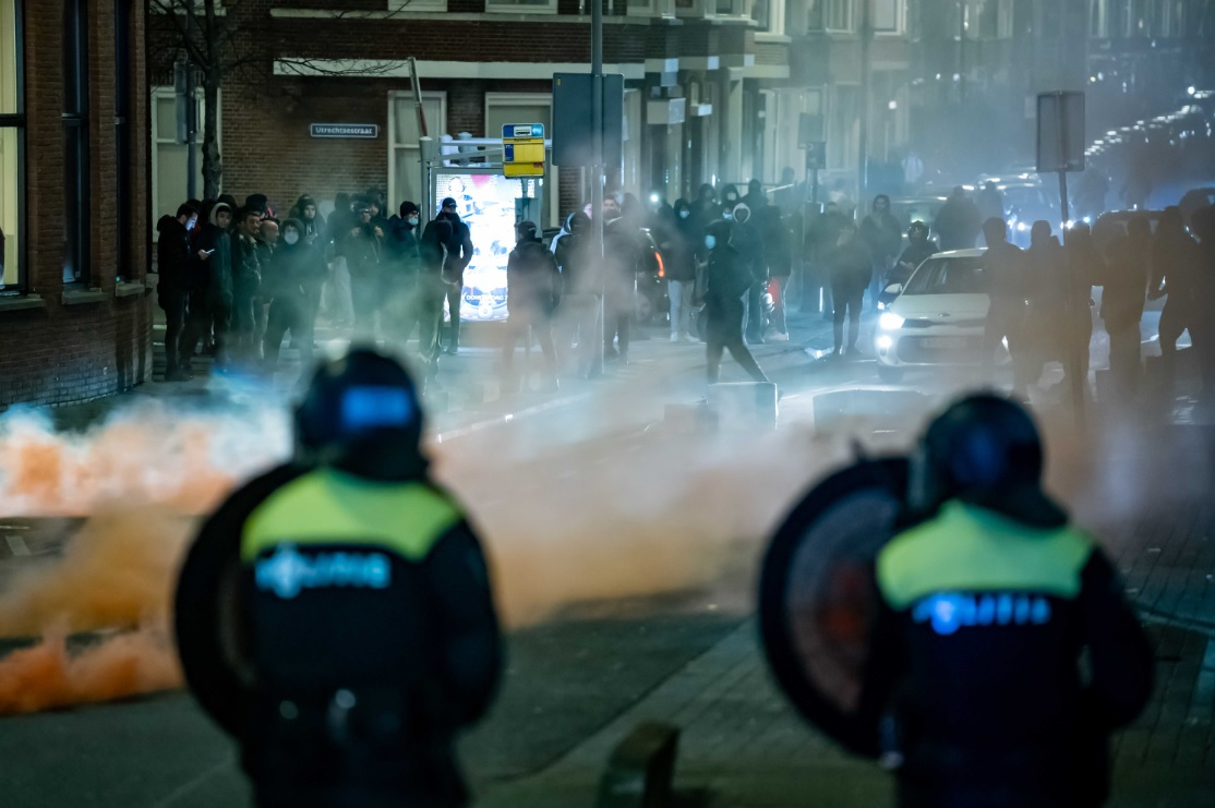 Increasing threats and violence against journalists in the Netherlands