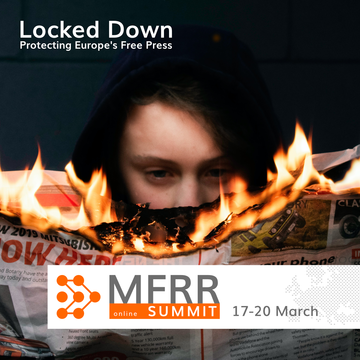 First MFRR Summit – Locked Down: Protecting Europe's Free Press