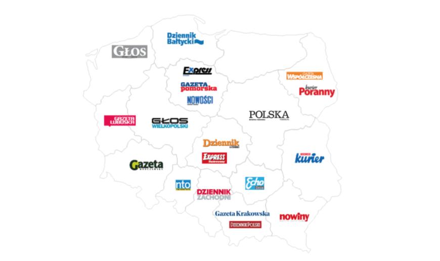 Poland: Orlen continues editorial purge at Polska Press
