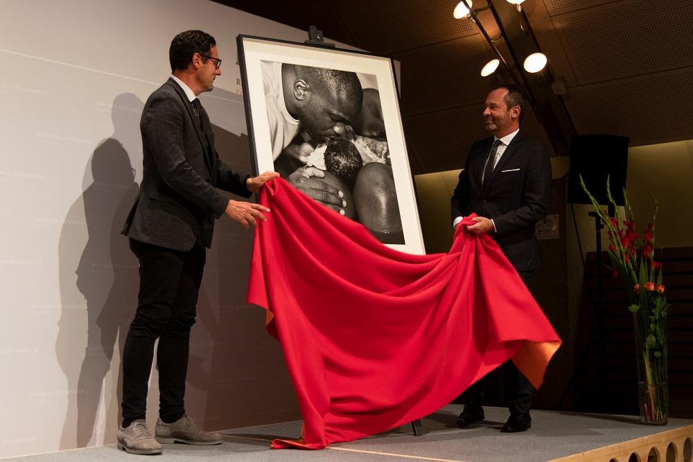 2021 Global Peace Photography Award (Vienna, Sept. 21, 2021)